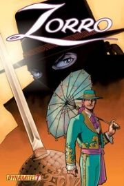 Zorro #7 (2008) Dynamite Entertainment comic book